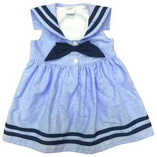 Dress Captain Blue