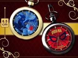 Spiderman-Homecoming Pocket Watch