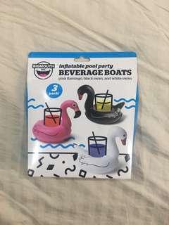 Party Boats (3pcs)