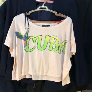 CUBA Hanging Top