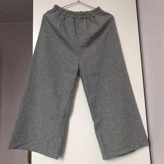 灰色闊腳褲 📦包順豐自取