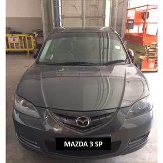 `$350/week Mazda 3 Sporty looking!