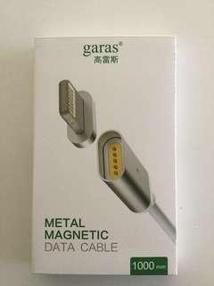 磁性數據線 Metal Magnetic Data Cable