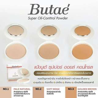AUTHENTIC Butae oil control compact powder