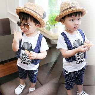 One Set Smart Casual Boy Wear