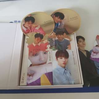 [WTS/WTT] Wanna One I.P.U Album Day Ver