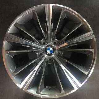 "18"" rims fits BMW 2 series"