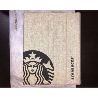 Brand New with Dust Bag! Limited Edition Starbucks Magnetic Planner Folder