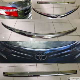 Vios Hood and Trunk Lid