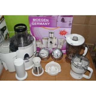 Blender Juicer Moegen Germany spt kitchen juicer queen vicenza oxone