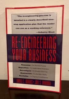 Re-Engineering Your Business