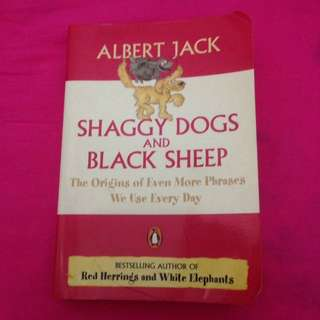 Shaggt dogs and black sheep