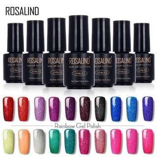 Rainbow Series UV LED Nail Gel 7ml