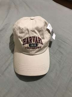 Brand New Harvard University Cap