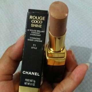 Lipstick Rounge Coco Shine