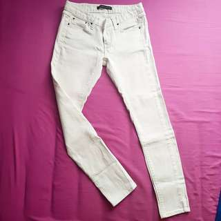 Compass White Pants