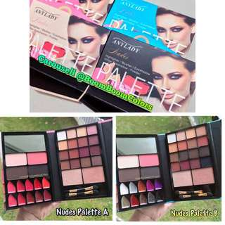 Anylady All in 1 Complete Travel Essentials Makeup Palette
