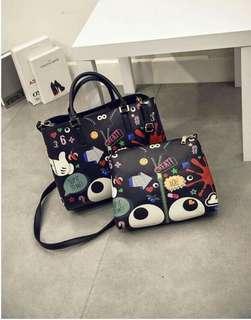 Cutey 2&1 Bag