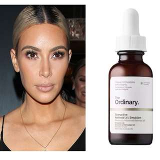 The Ordinary Granactive Retinoid 2% 15ml Used by Kim Kardashian Brand New & Authentic (Firm, NO swaps)