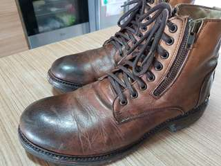 Bed Stu Toulouse Chukka Boots US11.5