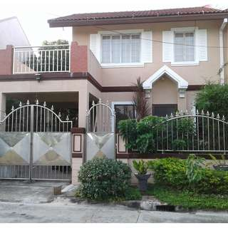Camella House n Lot Fully Furnished Clean Title