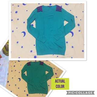Medium Green Longsleeves