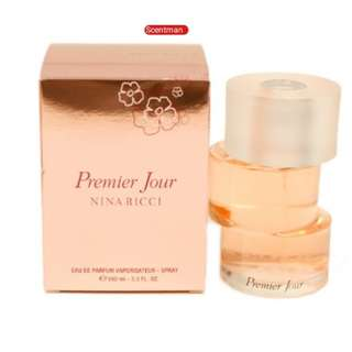 Nina Ricci Premier Jour 100ml Edp Sealed