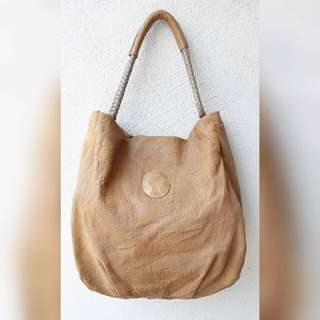 LEBEIGE GENUINE LEATHER BAG