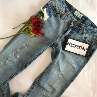 AUTHENTIC AEROPOSTALE BOYFRIEND JEANS
