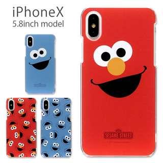 芝麻街iPhone X Hard Case $215/1