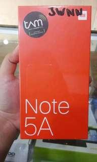 Xiaomi Note 5A Kredit tanpa kartu kredit