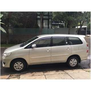 Kijang Toyota Grand Innova 2.0 Tipe G Tahun 2011 A/T (MATIC) Bensin