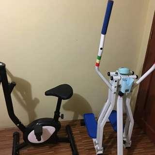 fitness equipment bundle