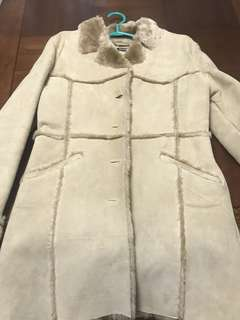 xs Womens danier fur coat
