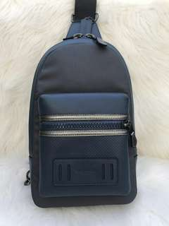 Coach Terrain Pack in Denim
