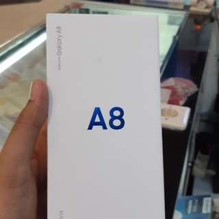 Galaxy A8 Bisa cicil proses 3 menit