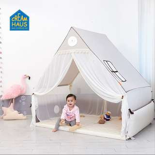 Creamhaus Bumper Bed + Inua Haus