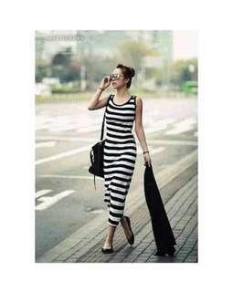 2&1 stripe black