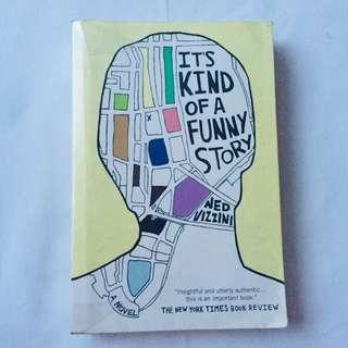 NED VIZZINI - It's Kind Of A Funny Story