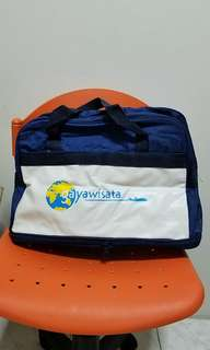 Travel bag roda 4