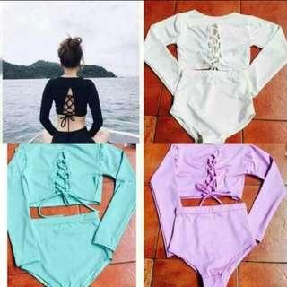 Suzy Two Piece Swimsuit