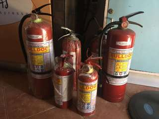 Bulldog Fire Extinguishers