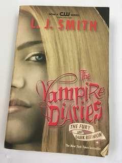 Vampire Diaries The Fury and Dark Reunion
