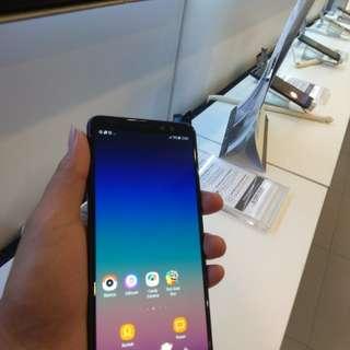 Samsung Galaxy A8 Bisa Cicilan - Harga Promo