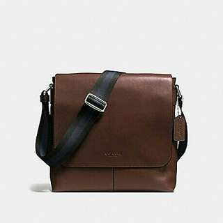 Coach Charles Messenger in Mahogany