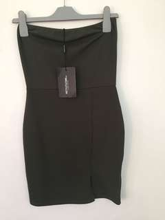 NEW Strapless Bodycon Dress - Size 10