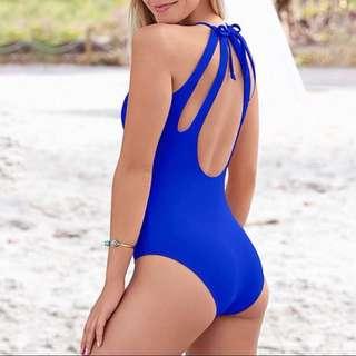 Backless Monokini