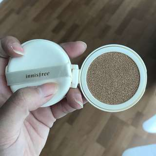 Innisfree Skinnyfit Cover Cushion N23 (include puff)
