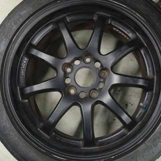 Rim work emotion ori japan
