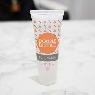 EMINA Double Bubble Face Wash